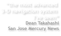 SpaceTime3D™ Quote from the San Jose Mercury News